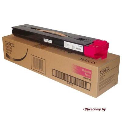 Тонер-картридж розовый Xerox 006R01381