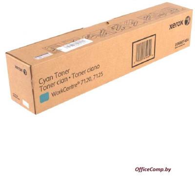 Тонер-картридж голубой Xerox 006R01464