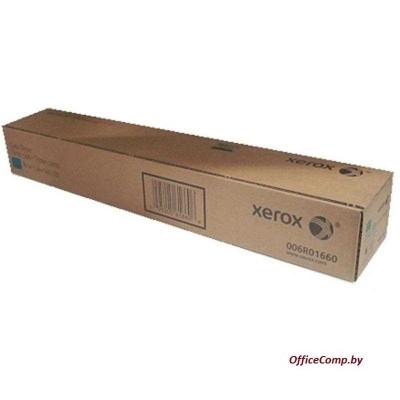 Тонер-картридж голубой Xerox 006R01660