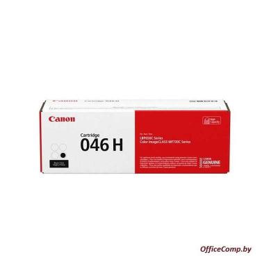 Тонер-картридж Canon 046HBK