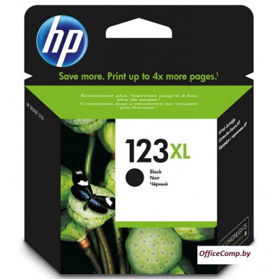 Картридж HP 123XL (F6V19AE)