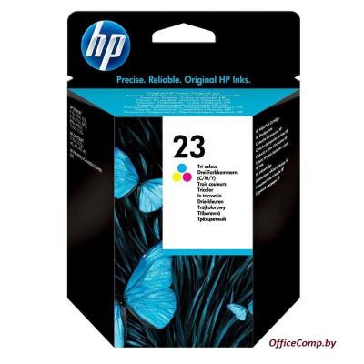 Картридж HP 23 (C1823D)
