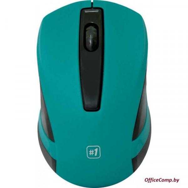 Компьютерная мышь Defender MM-605 green (52607)