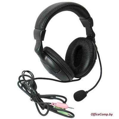 Наушники с микрофоном Defender Orpheus HN-898 black (63898)
