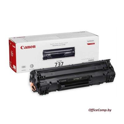Картридж Canon CARTRIDGE 737