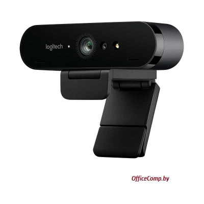Веб-камера LOGITECH HD Webcam BRIO 4k - EMEA 960-001106