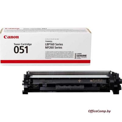 Картридж Canon CARTRIDGE 051