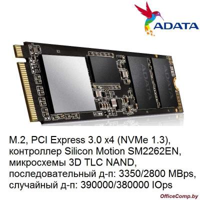 SSD A-Data XPG SX8200 Pro 1TB ASX8200PNP-1TT-C