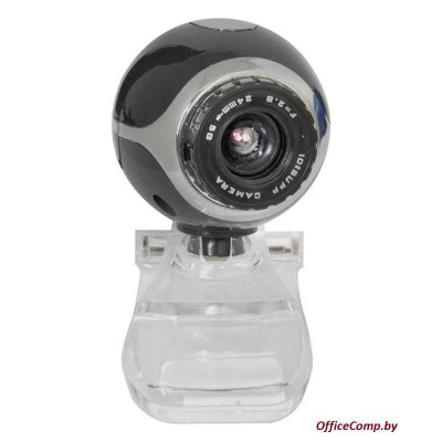 Web камера Defender C-090 Black 0.3 МП (63090)