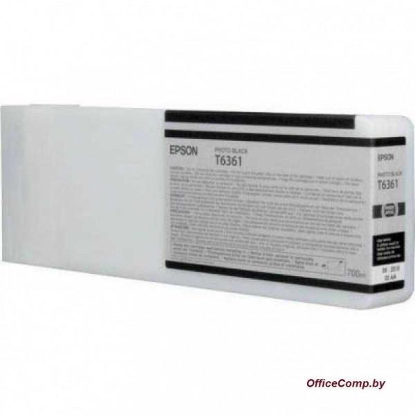 Картридж Epson C13T636100