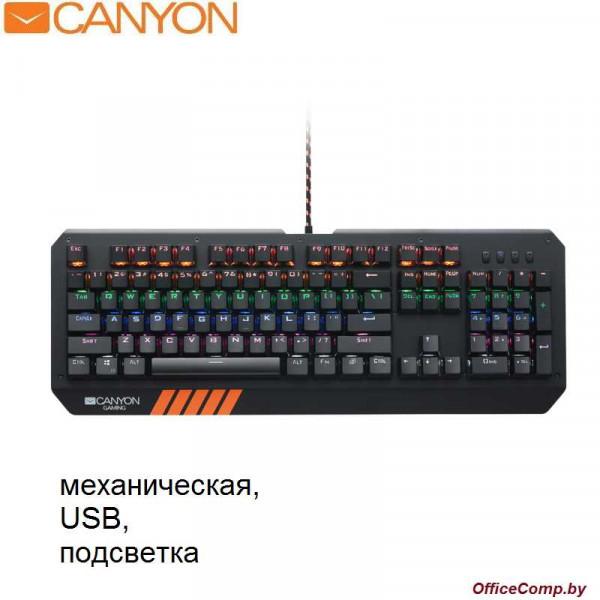 Игровая клавиатура Canyon Hazard CND-SKB6-RU