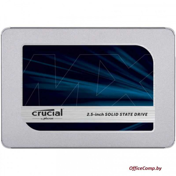 SSD Crucial MX500 500GB CT500MX500SSD1