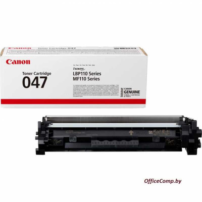 Картридж Canon CARTRIDGE 047