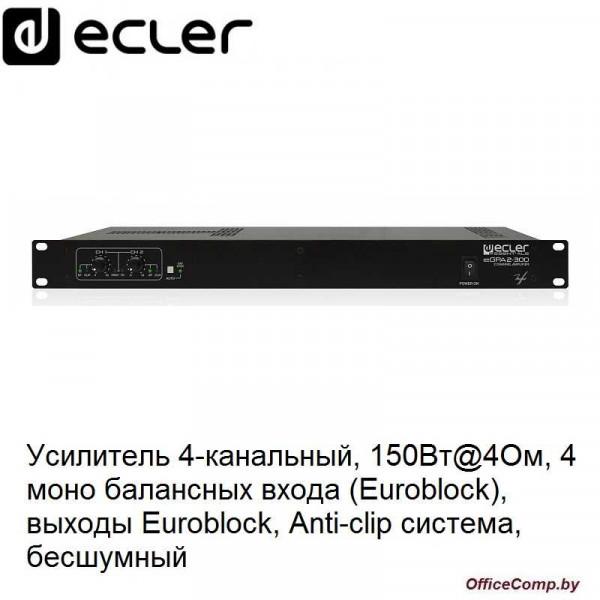 Усилитель ECLER eGPA4-150