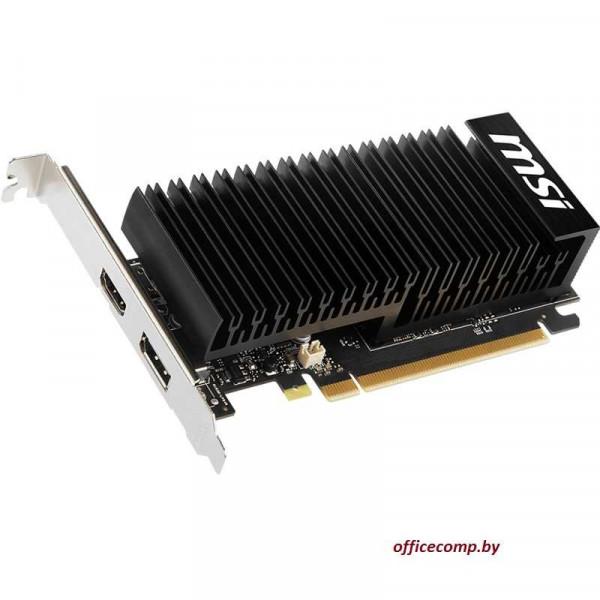 Видеокарта MSI GeForce GT 1030 LP OC 2GB DDR4 (GT 1030 2GHD4 LP OC)
