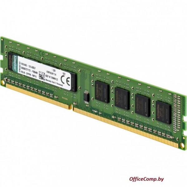 Оперативная память Kingston ValueRAM 4GB DDR3 PC3-12800 (KVR16LN11/4)