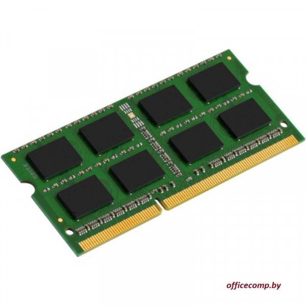 Оперативная память Kingston ValueRAM 8GB DDR3 SO-DIMM PC3-12800 KVR16LS11/8
