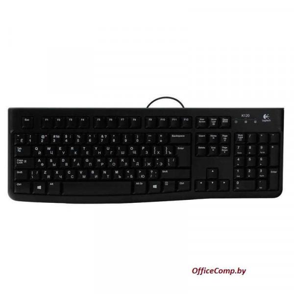 Клавиатура Logitech K120 L920-002522