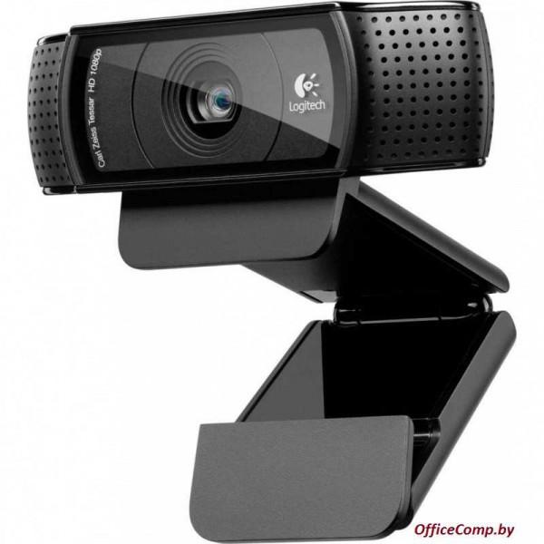Web камера Logitech HD Pro Webcam C920 L960-001055