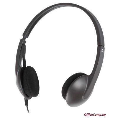 Наушники с микрофоном Logitech USB Headset H340 (L981-000475)