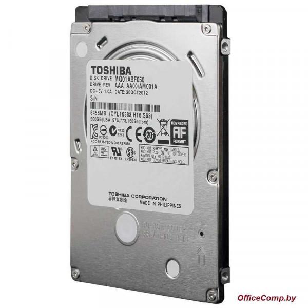 Жесткий диск Toshiba MQ01ABF 500GB MQ01ABF050