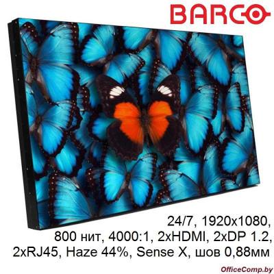 "ЖК дисплей 55"" Barco BVD5521 (R98498002FG) с креплением (UNI-8002, LCD800n, DP1.2, PS, MNT)"