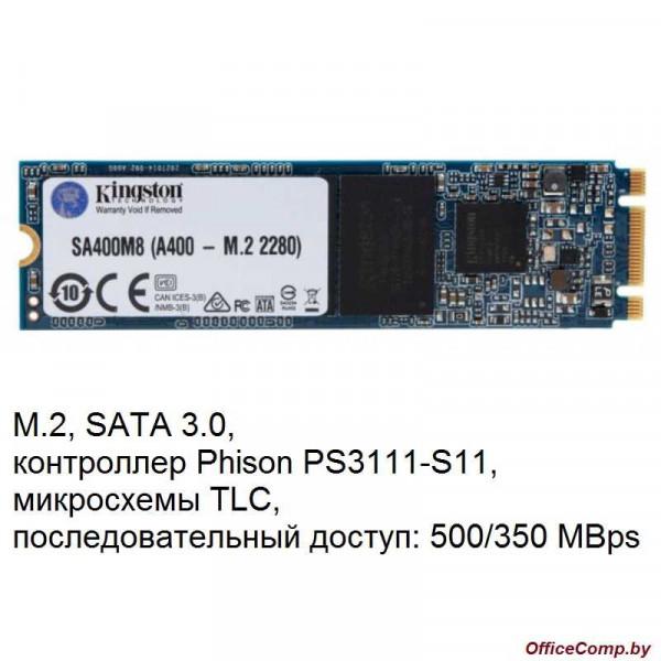 SSD Kingston A400 240GB SA400M8/240G