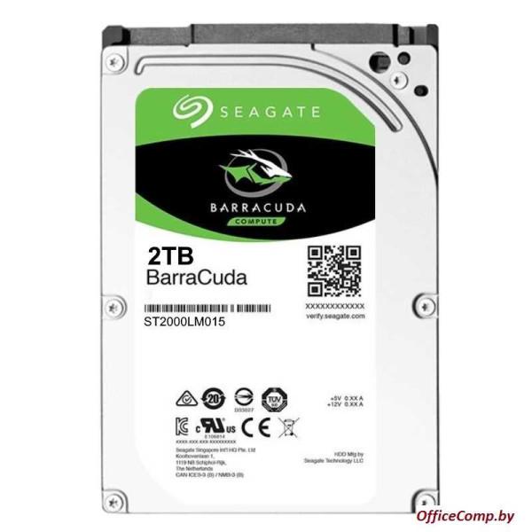 Жесткий диск Seagate Barracuda 2TB [ST2000LM015]