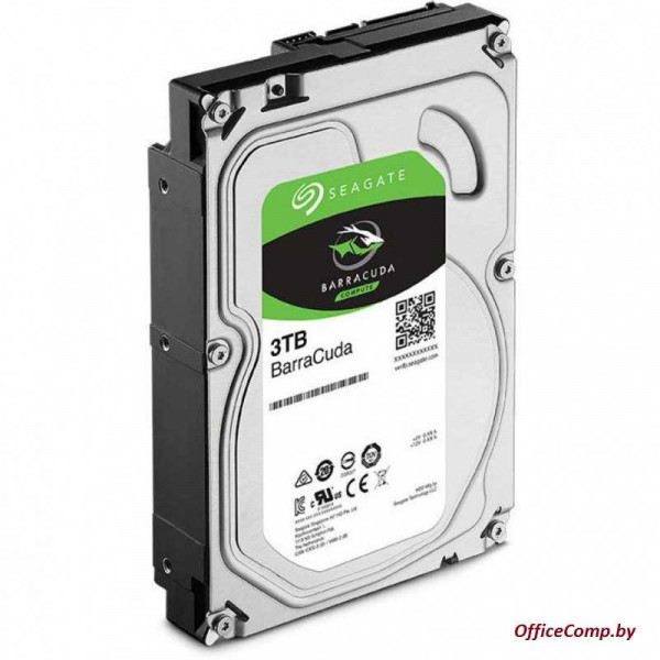 Жесткий диск Seagate BarraCuda 3TB ST3000DM007