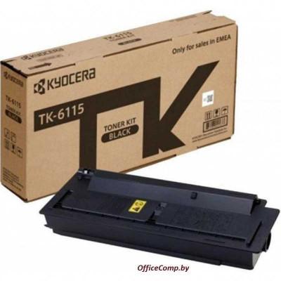 Тонер-картридж Kyocera TK-6115