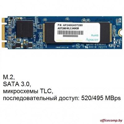 SSD Apacer AST280 240GB AP240GAST280-1