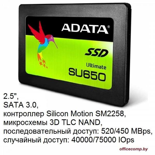 SSD A-Data Ultimate SU650 240GB ASU650SS-240GT-R