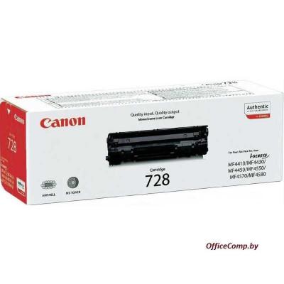 Картридж Canon CARTRIDGE 728