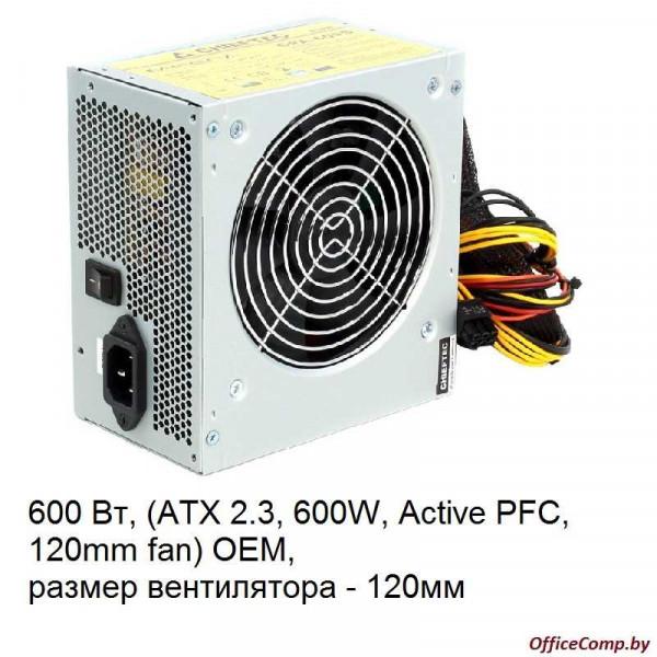 Блок питания Chieftec iARENA 600W GPA-600S