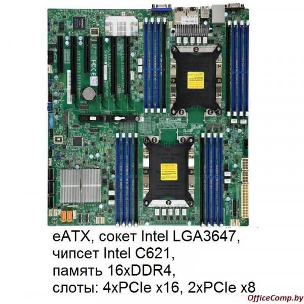 Материнская плата Supermicro MBD-X11DPi-N (серверная)