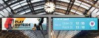 Информационная панель Samsung SH37F [LH37SHFPLBB]