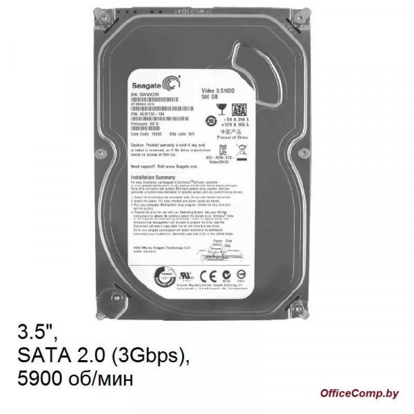 Жесткий диск Seagate Pipeline HD 500 GB ST3500312CS